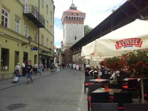 Apartment Krakow Florian Gate Pijarska - Kraków