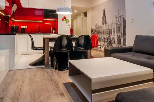 Apartament Miodowa - Kraków