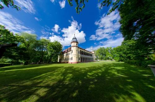 Pałac Krobielowice - Krobielowice