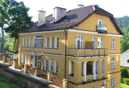 Stella - Skarbówka - Krynica-Zdrój