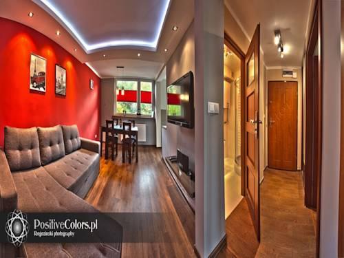 Apartament Na Wspólnej - Krynica-Zdrój