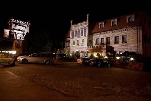Hotel Zameczek - Książ Wielki