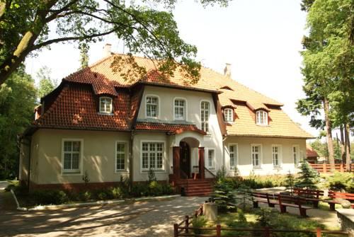 Pensjonat Miłosna - Kwidzyn
