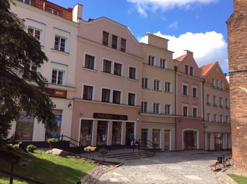 Apartament z Widokiem na Katedrę - Kwidzyn