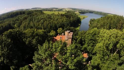 Zamek Rajsko - Leśna