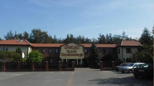 Hotel Ostoja - Lipówki