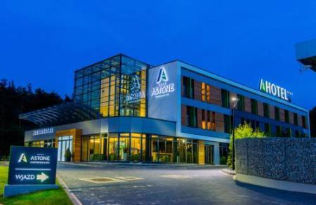 Hotel Astone Conference & Spa - Lubin