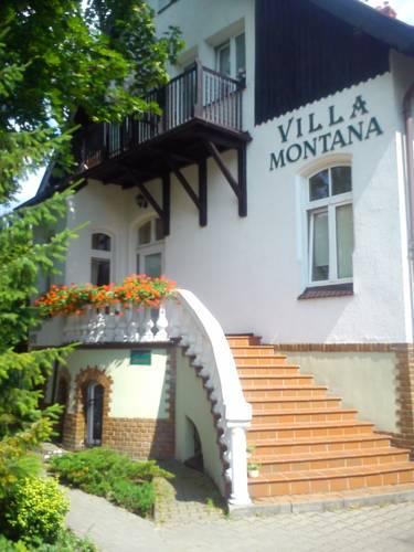 Villa Montana - Luboń