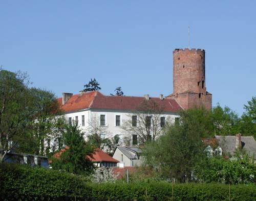 Zamek Joannitów - Łagów
