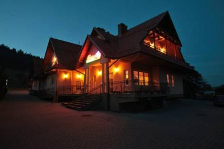 Pensjonat i Restauracja Nowak - Łapsze Niżne