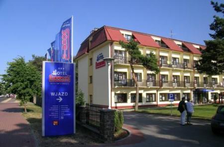 Hotel Wodnik - Łeba