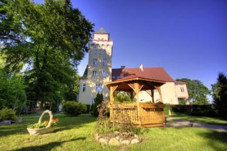 Zamek Nowęcin - Łeba