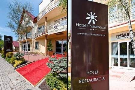 Hotel Nadmorski - Łeba
