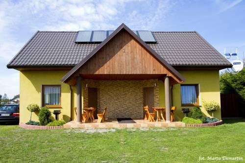 Domki Ania - Łeba