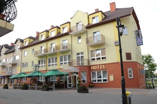 Secession Hotel - Łęczna