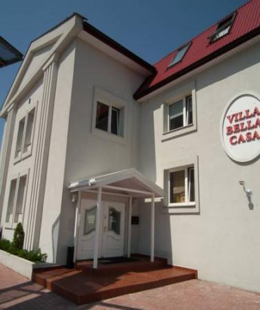 Villa Bella Casa - Łomianki