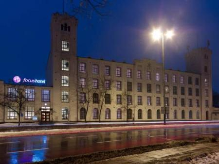 Focus Łódź - Łódź