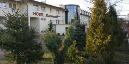 Hotel Ambasador Chojny - Łódź