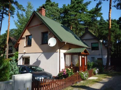 Ferienhaus Ostsee - Łukęcin