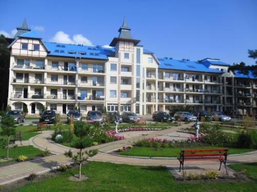 Apartamenty Las Sosnowy - Łukęcin