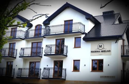 Marina Mielno Pensjonat nad Jeziorem - Mielno