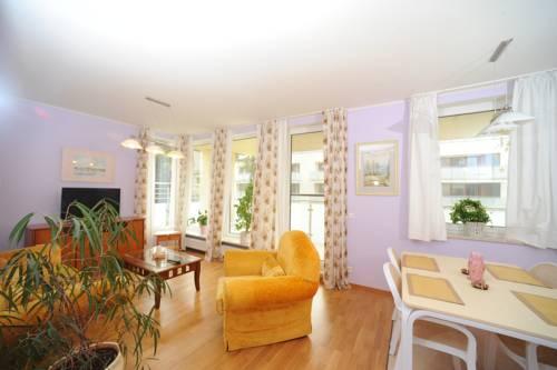 Apartament Aliant Osiedle Aquamarina - Międzyzdroje