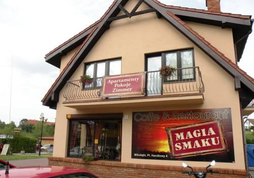 Pensjonat w Mikołajkach - Mikołajki