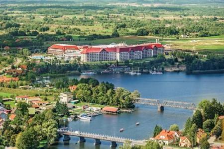 Hotel Gołębiewski Mikołajki Mikołajki Hotele I Motele