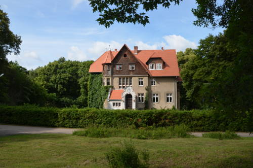 Pałac Mysliwski Orle - Mirosławiec