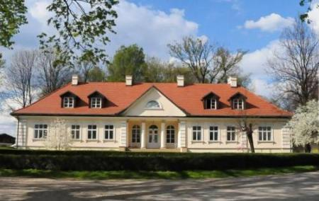 Dwór w Tomaszowicach - Modlnica