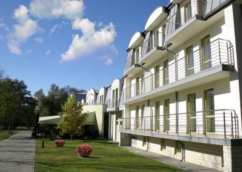 Hotel Termy Pałacowe-Nałęczowianka - Nałęczów