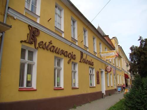 Hotel Polonia - Namysłów