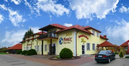 FENIX - Hotel i Restauracja - Nowa Wieś