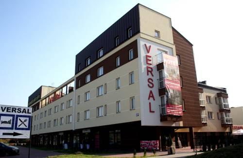 Versal Airport Modlin - Nowy Dwór Mazowiecki