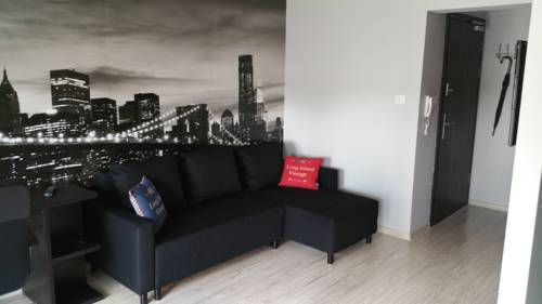 Apartament Nowy Jork Warmia Towers - Olsztyn