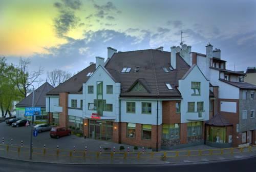 Hotel Promenada - Ostróda