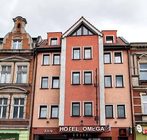 Hotel Omega - Ostrów Wielkopolski