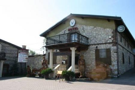 Hotel Komfort Inn - Dwór Hubertus - Piekary Śląskie