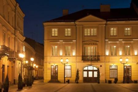 Hotel Staromiejski - Piotrków Trybunalski