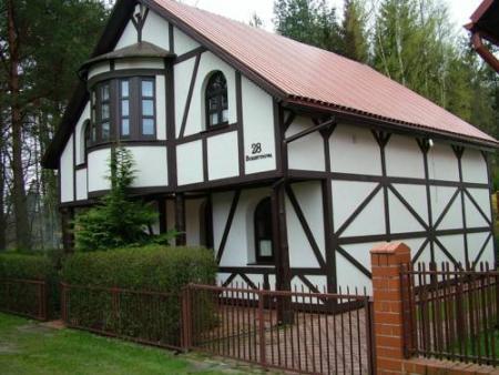 Villa Bursztynek - Poddąbie