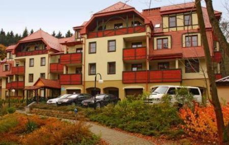 Apartament TSO Parkowa Polana - Polanica-Zdrój