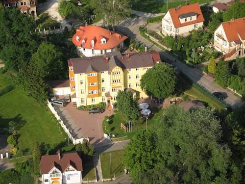Pensjonat Panorama - Polanica-Zdrój