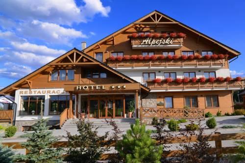 Hotel Alpejski - Polanica-Zdrój