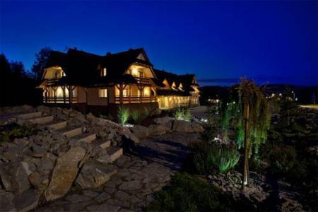 Hotel Górski Raj - Poręba Wielka