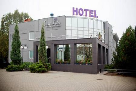 Lavender Hotel Poznan - Poznań