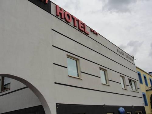 Hotel Sunny - Poznań