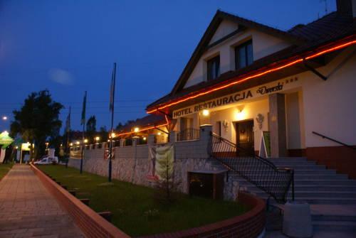 Hotel i Restauracja Dworski - Przecław