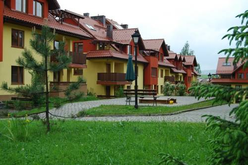 Apartamenty Słoneczna Skarpa - Rabka