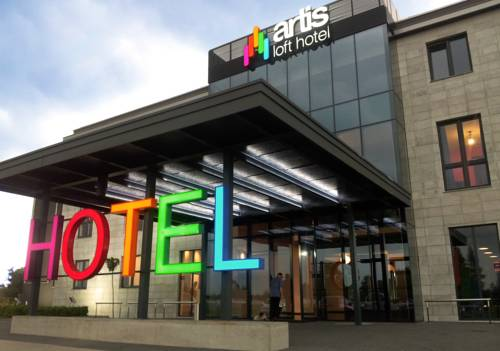 Artis Loft Hotel - Radziejowice