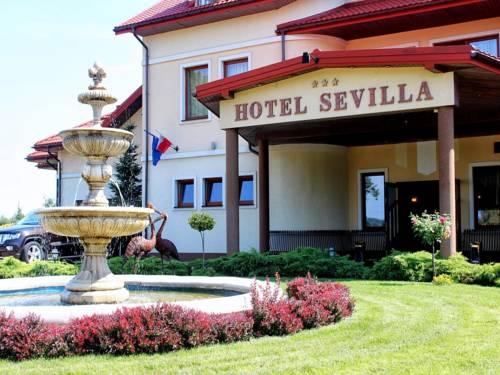 Hotel Sevilla - Rawa Mazowiecka
